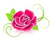 rose espace jeux et détente